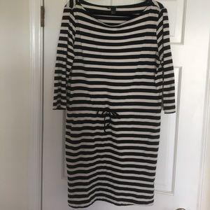H&M striped Tunic Dress